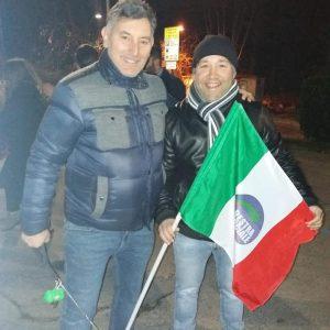 Luca Romagnoli e Alberto di Fazio